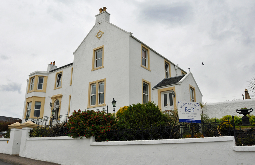 Picture of a guesthouse called The Bowmore House