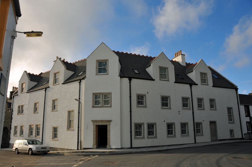 Picture of the Islay Hotel in Port Ellen on the Isle of Islay